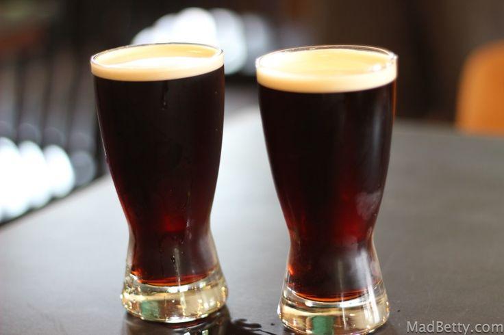 Nitro Cold Brew at Radio Coffee & Beer, Austin Texas