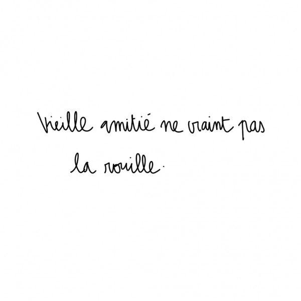Proverbe français D'autres citations > http://www.elle.fr/Love-Sexe/Celibataires/Articles/citations-amitie/Proverbe-francais