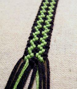 knotting pattern