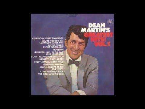 "Dean Martin - ""Dean Martin's Greatest Hits ! Vol. 1"" Reprise L.P. RS-6301 (1968) - YouTube"
