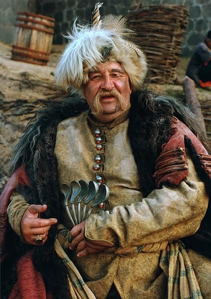 polish noble, picture taken from the epic film : OGNIEM I MIECZEM, With Fire And Sword