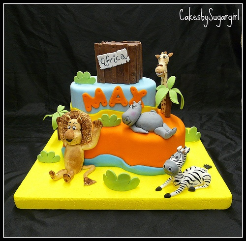 Madagascar Cakes   bigFATcook