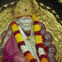 Lord Sai Baba Photos from www.indiatemplesinfo.com
