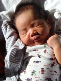 Baby Wong Blog: The new addition | Forbaby.co.nz