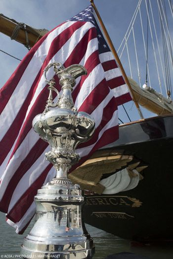 America's Cup 2017? - Defenders and Challengers for the 35th Defense: Team List - from CupInfo