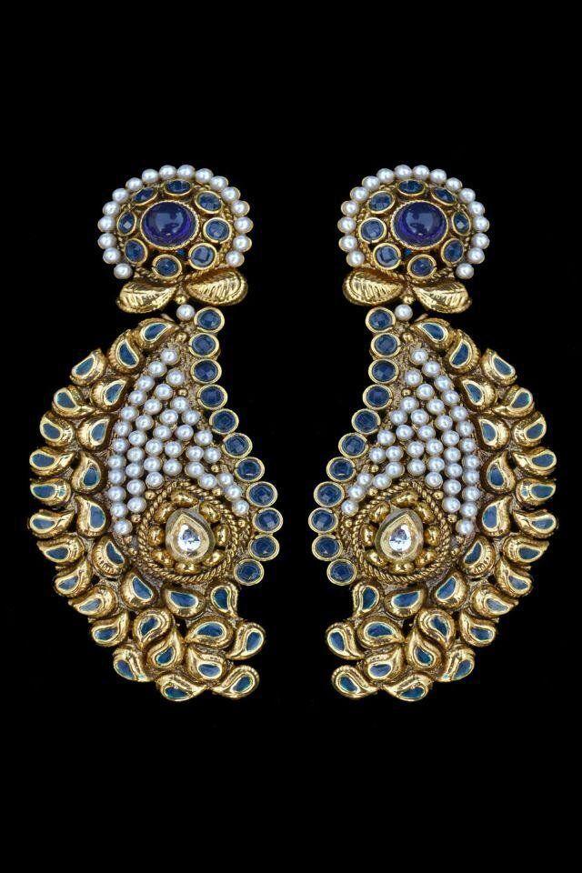 stunning earring