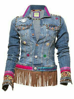 denim, jean jacket