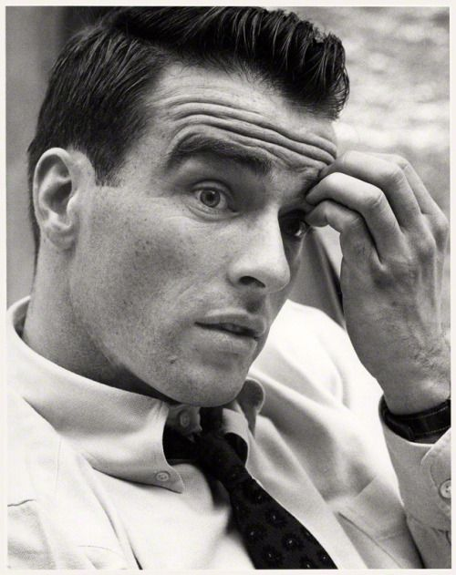 Montgomery Clift, 1952Photo by Norman Parkinson