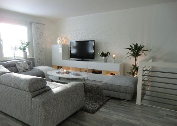 Album 4 banc tv besta ikea r alisations clients s rie 1 deco salon - Idee deco salon ikea ...