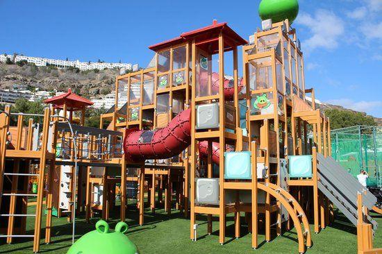 Angry Birds Activity Park, puerto rico, Gran Canaria