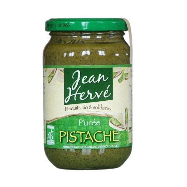 Purée de Pistache bio 100g Jean Hervé   Acheter sur Greenweez.com