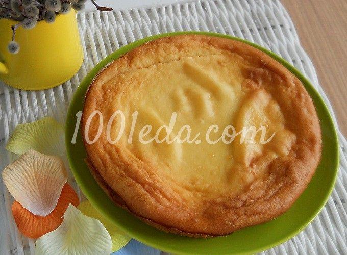 Фиадоне – корсиканский пасхальный пирог: рецепт с пошаговым фото