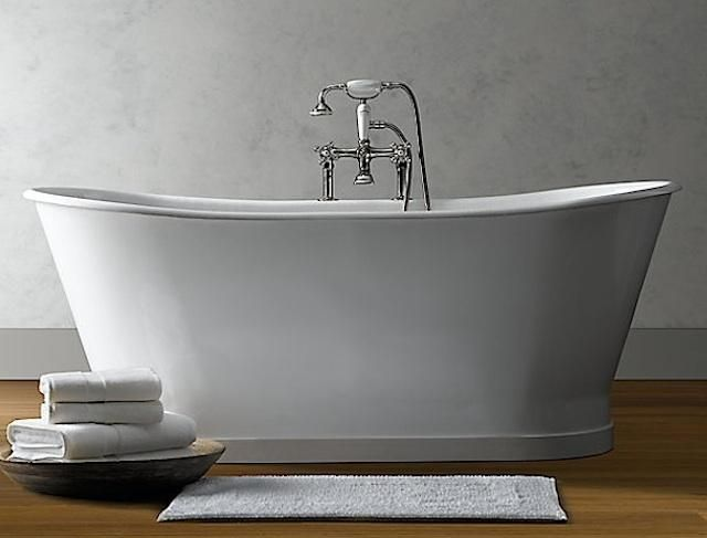 10 Easy Pieces Classic Freestanding Bathtubs Soaking