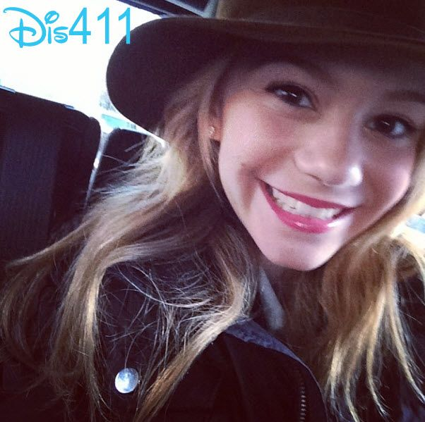 Meet G Hannelius With Radio Disney In Sacramento, California, On January 4, 2014