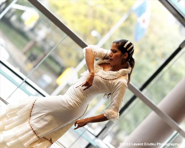 Ilse Gudiño - Toronto, Flamenco dancer