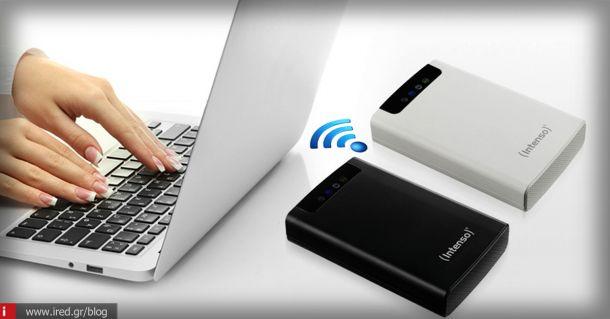 Wi-Fi Data Reader. Συνδέστε ασύρματα συσκευές στο iOS, Android, Mac PC