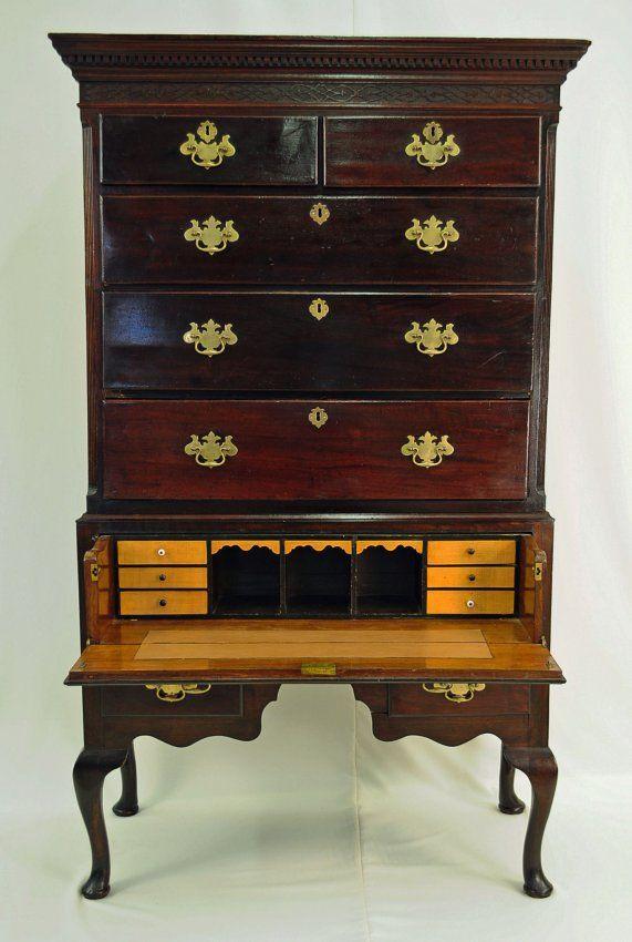 early georgian furniture - photo #44