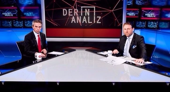 #GÜNDEM Yiğit Bulut: Recep Tayyip Erdoğan'ın kılına zarar gelirse kimse rahat kahvaltı bile edemez: Cumhurbaşkanlığı Başdanışmanı ve…