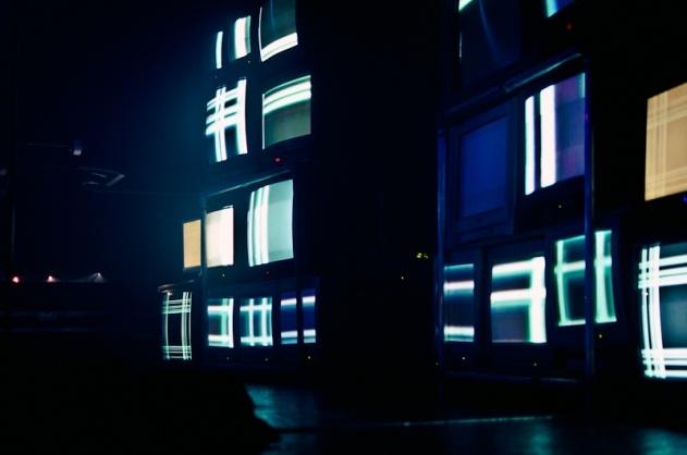 Off Centre vj gig @ Melkweg, Amsterdam