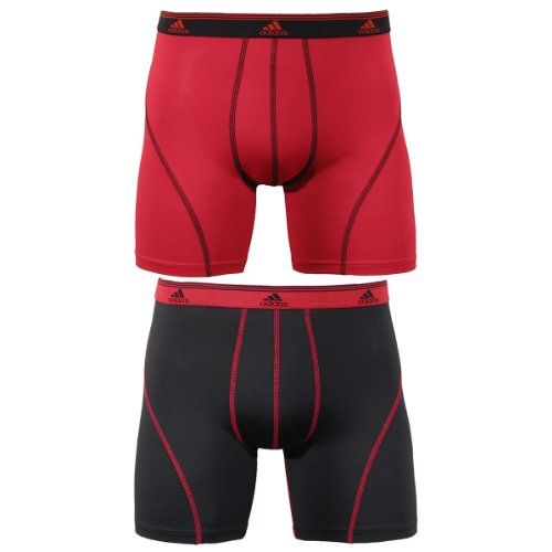 adidas Men's Sport Performance Climalite 2-Pack Boxer Brief, Real Red/Black, X-Large adidas Performance http://www.amazon.com/dp/B004RKJJII/ref=cm_sw_r_pi_dp_puqXub0C4CNGK