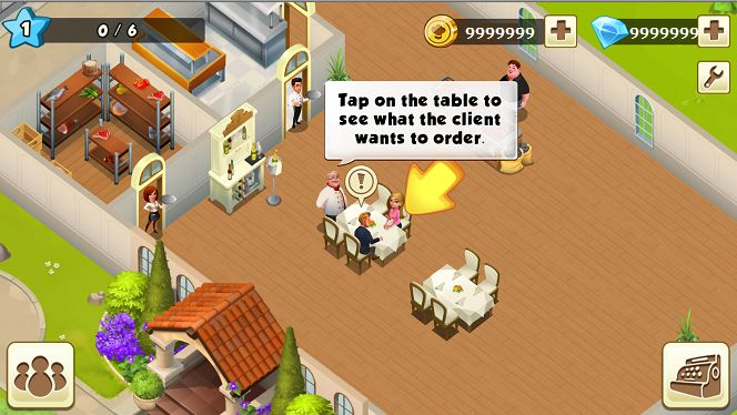 World Chef Hack (Free Gold & Gems) | www.HacksWork.com