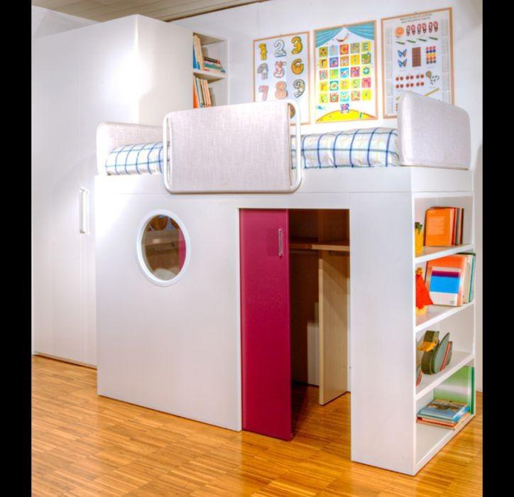 Oltre 20 migliori idee su letto cassettiera su pinterest - Letto sopra armadio ...