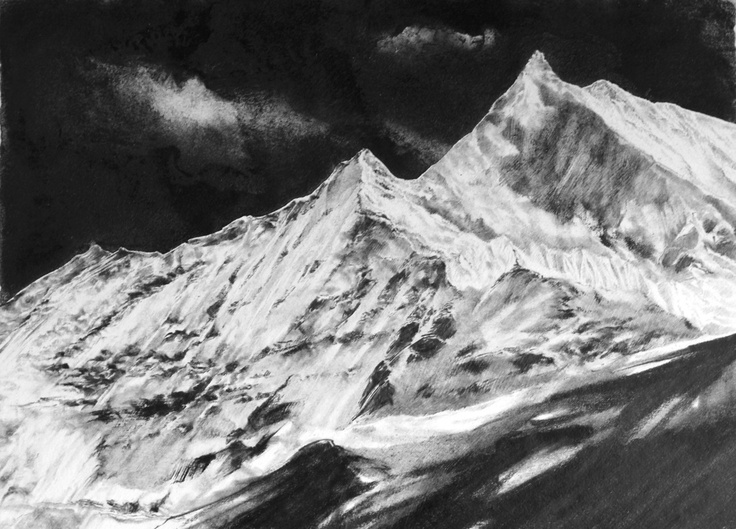 Drawings from the Himalayas - Matt Phillips