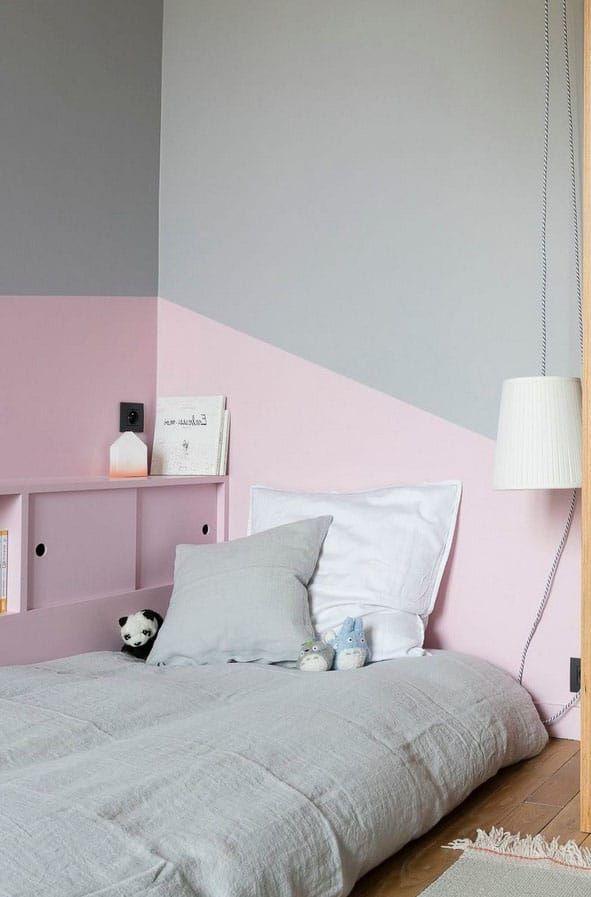 peinture chambre ado fille les plus