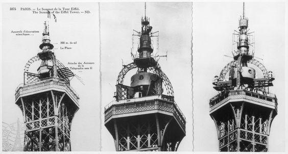 Construida para la Exposición Mundial de 1889 en París, y compuesta de 18.038 piezas de hierro forjado y más de 2 millones de tornillos, la Torre Eiffel, nombre que toma de su constructorGustave Eiffel y que durante mas de 40 años será el monumento mas alto del mundo, hasta la construcción del Empire State Building. #Tour #Eiffel