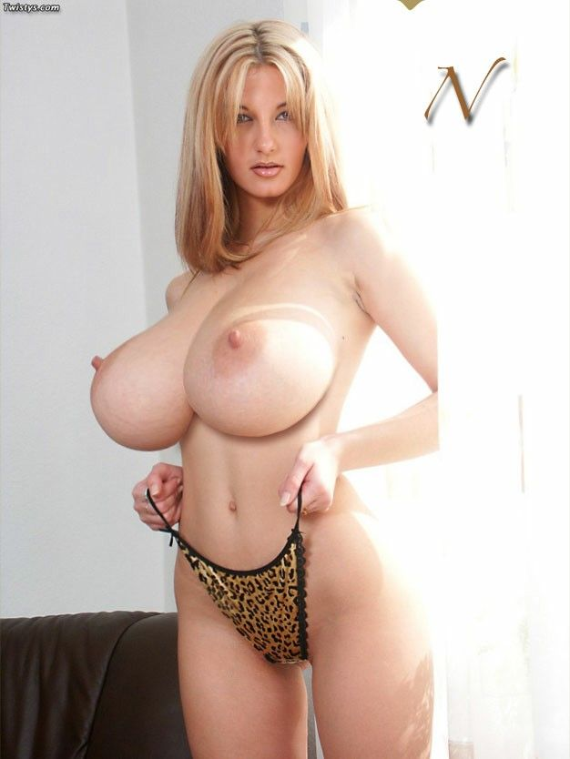 Big boobs nude