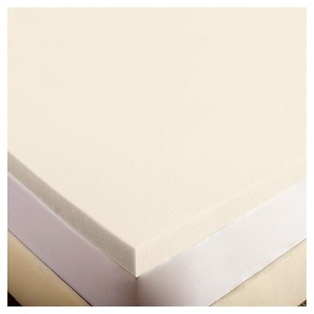 "Biofresh® 4"" Memory Foam Mattress Topper : Target"
