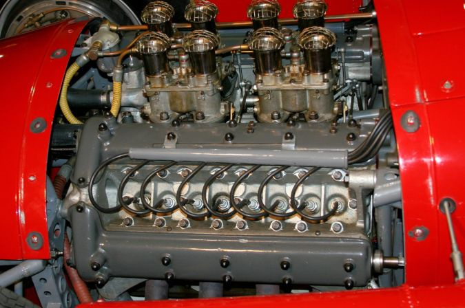 The Engine from the LHS