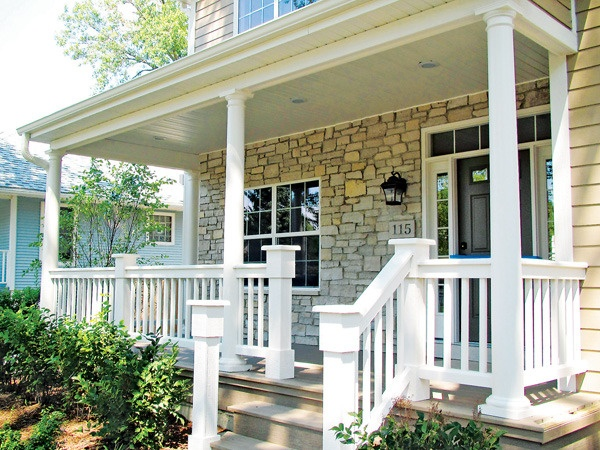 17 Best Images About Front Porch Railings On Pinterest