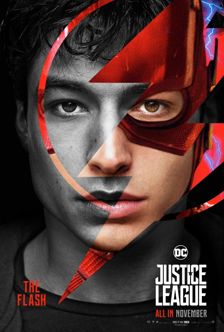 The Flash Poster Released