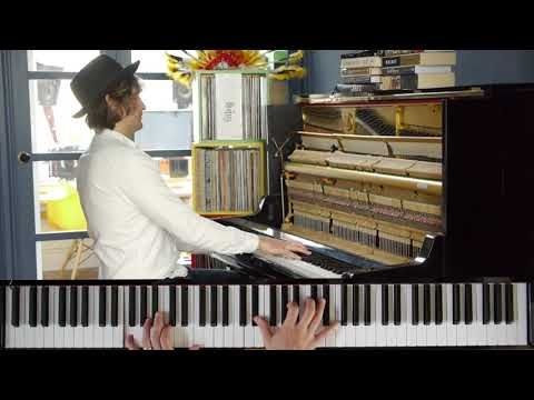 (290) Tipitina  - Paddy Milner's killin' New Orleans piano performance - YouTube