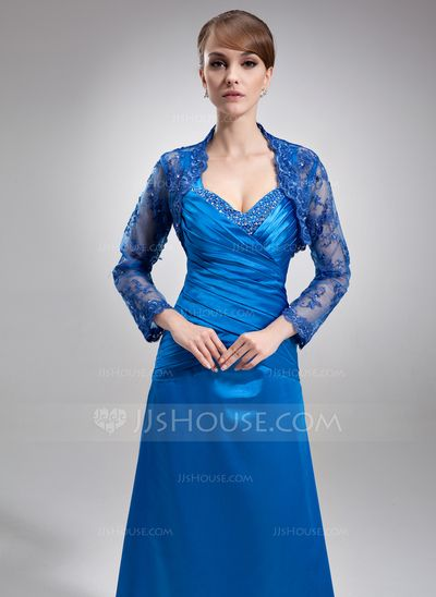 Wraps - $49.99 - Long Sleeve Tulle Special Occasion Wrap (013012463) http://jjshouse.com/Long-Sleeve-Tulle-Special-Occasion-Wrap-013012463-g12463