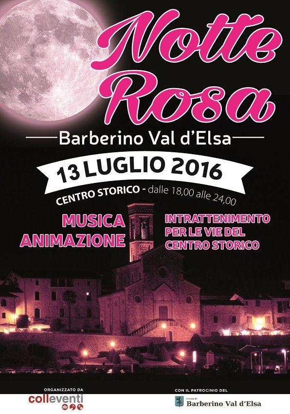Notte Rosa Barberino 70x100 2