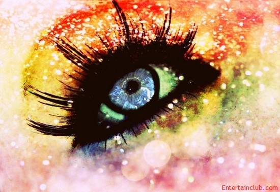 Eyes are the gateway to the soul.