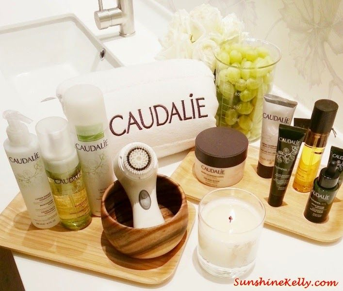 Caudalie Boutique Spa in Malaysia | Sunshine Kelly http://www.sunshinekelly.com/2014/12/caudalie-boutique-spa-in-malaysia.html  Bangsar Shopping Centre, Caudalie Malaysia, Caudalie Boutique Spa, Spa in Malaysia, Bangsar Shopping Centre, Caudalie Spa, Caudalie Boutique
