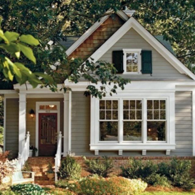 house exterior colors/textures