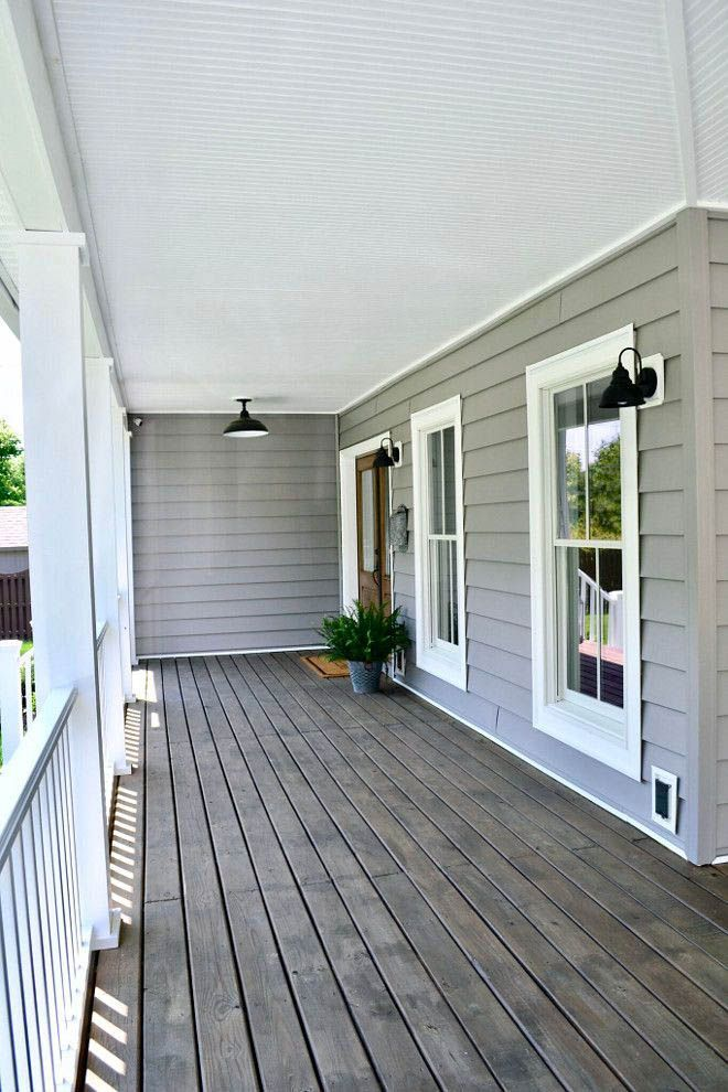 Deck Skirting Ideas If Your Deck Or Veranda Rises Even A Little Over Quality Level It S Finest To Get Rid Of T Staining Deck Patio Stain Deck Stain Colors