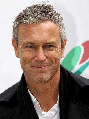 Mark Foster - BBC Swimming presenter