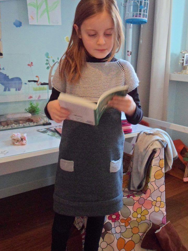 Lavori a  maglia per bambini