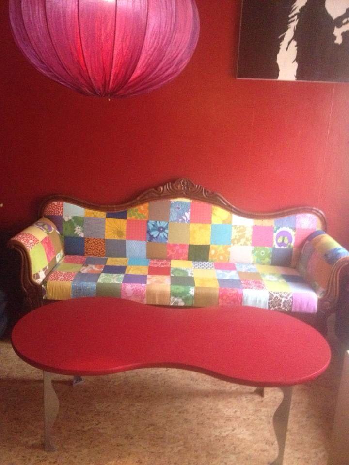 Cool soffa