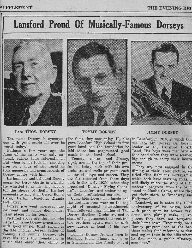 An article in the August 27 1946