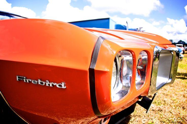 Late 60s Pontiac Firebird 350HP