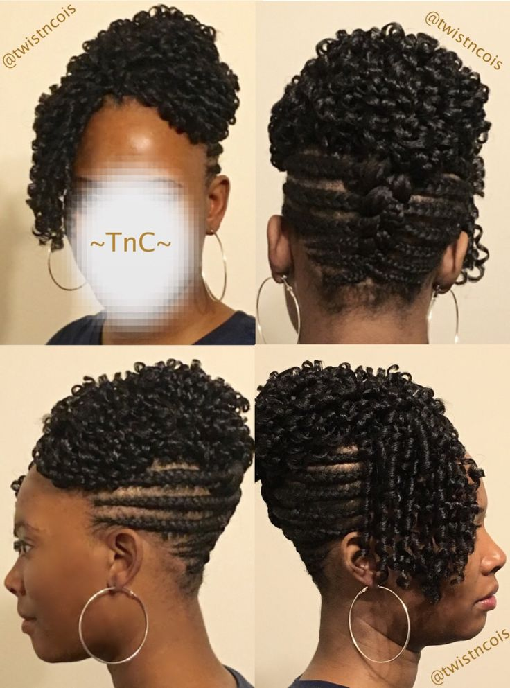 Braid Updo With Soft Dread Crochetbraids Crochet Braids