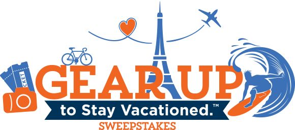 Gear Up To Stay Vacationed Sweepstakes I entered #GearUpSweepstakes & so can you! Enter here for a chance to win weekly prizes & a dream vacay #BonusEntry  https://www.diamondresorts.com/sweepstakes/referral/e1770875-81b8-44b9-a4b0-8cfde8b2a83f