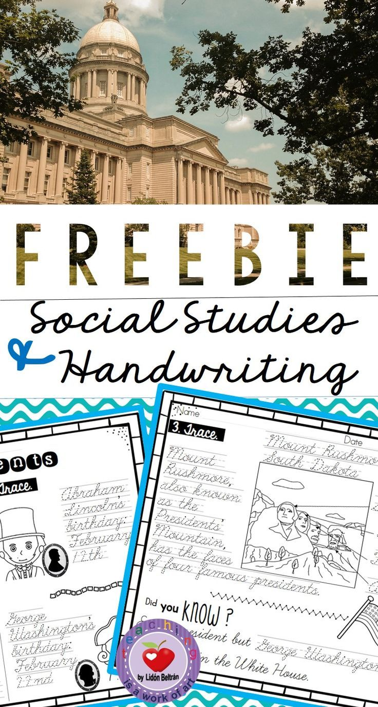 Cursive Handwriting With Social Studies Content Social Studies Handwriting Analysis Handwriting [ 1375 x 736 Pixel ]