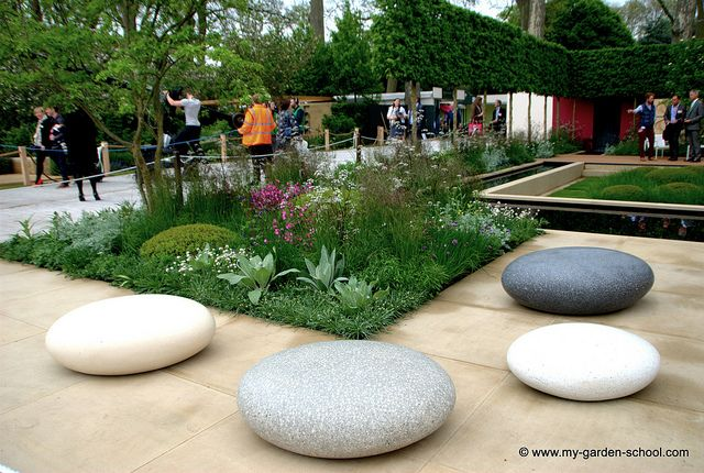 The Hottest Trends From 2013 Chelsea Flower Show in London!